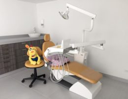 dental practice room